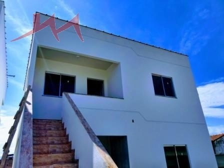 Casa Para Venda, 2 Dormitórios, Laranjal - São Gonçalo - 417