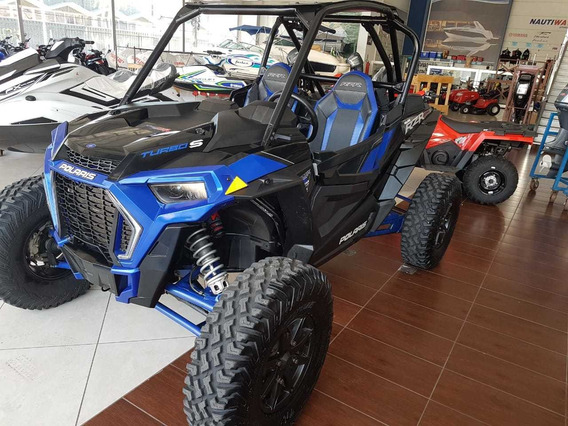 Utv Polaris Rzr Xp Turbo S Seminovo 2018
