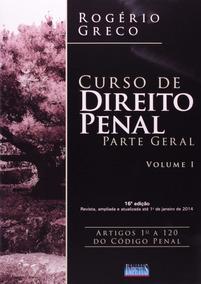 Curso De Direito Penal - Parte Geral - Vol. I - 16ª Ed. 2014