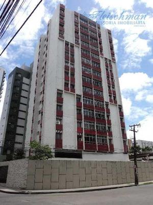 Apartamento À Venda, 104 M² Por R$ 350.000 - Parnamirim - Recife/pe - Ap1568