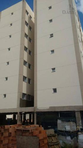 Imagem 1 de 8 de Apartamento Com 2 Dormitórios À Venda, 61 M² Por R$ 250.000,00 - Jardim Campos Elíseos - Campinas/sp - Ap12940