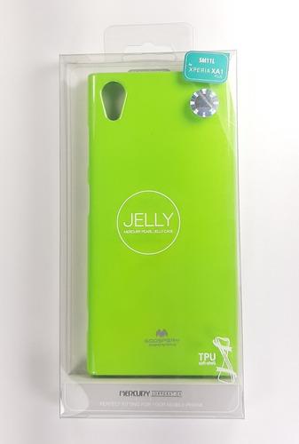 Funda Xperia Xa1 Plus Mercury Goospery Jelly Case