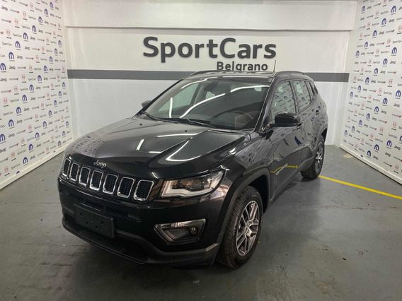 Jeep Compass Sport At6 Belgrano Bonificacion 0km