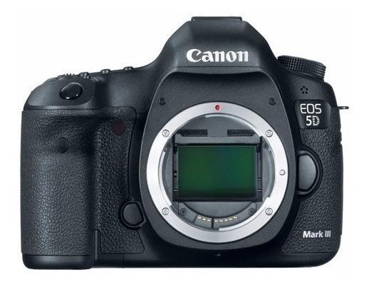 Canon Eos 5d Mark Iii Corpo + Cartão 16gb Classe 10