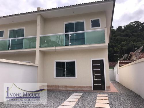 Imagem 1 de 15 de Casa 02 Pavimentos Em Vila Suissa  -  Miguel Pereira - 2708