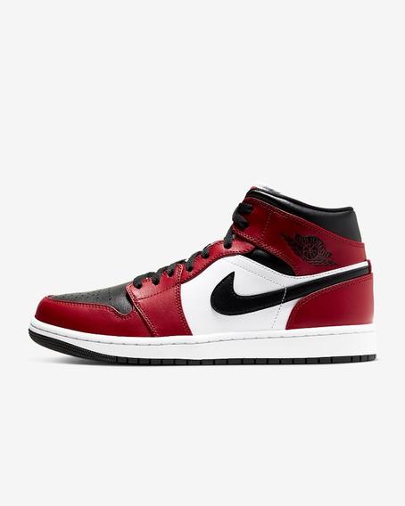Tenis Nike Air Jordan 1 Rojos