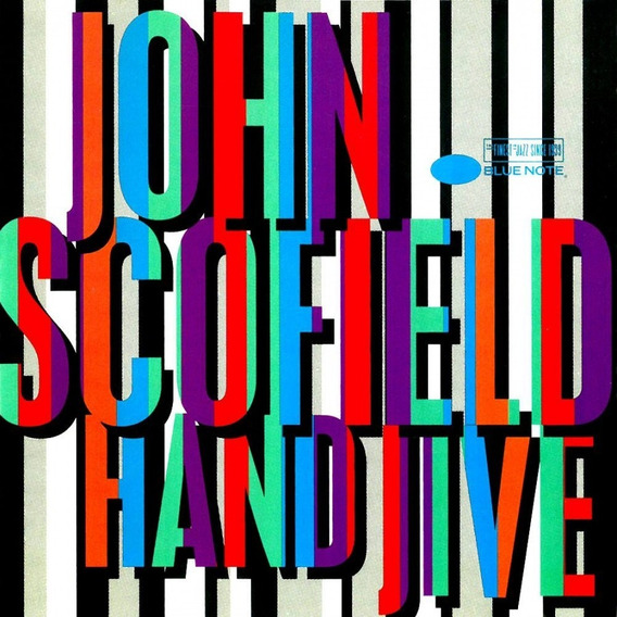John Scofield Hand Jive Cd Nuevo Importado En Stock