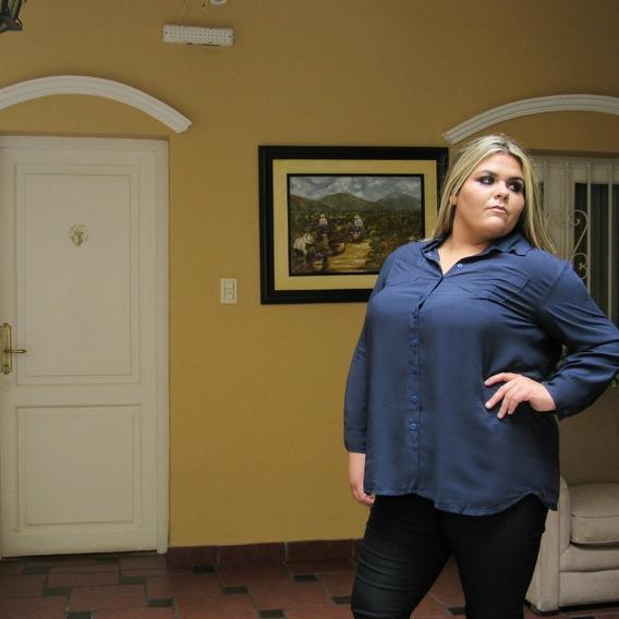 Camisa Lisa- Talles Grandes