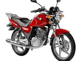 Suzuki En 125 Año 2014 0km