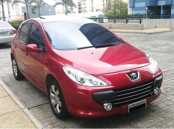 Peugeot 307 1.6 Completo + Couro + Teto - Único Dono