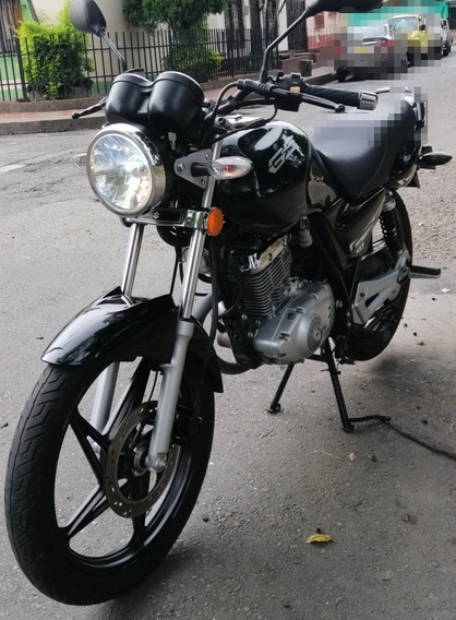 Suzuki Gs 125 R