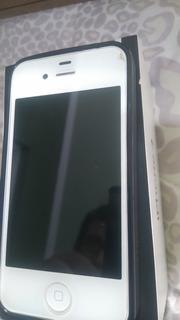 iPhone 4 8 Gb Usado Em Perfeito Estado Com Caixa