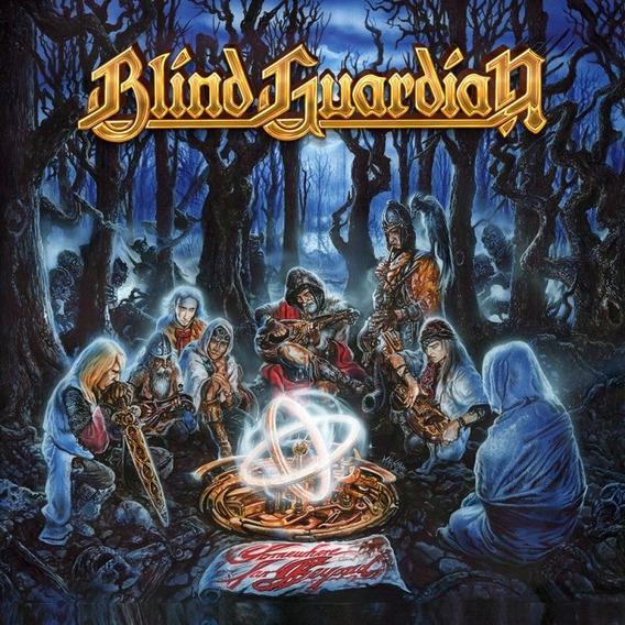 Lps Blind Guardian Somewhere Far Beyound N Helloween Iron