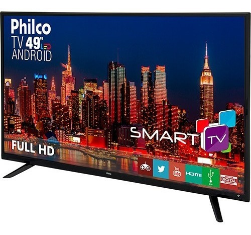 Philco 49 Smart Led
