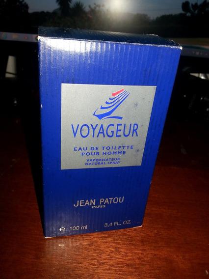Jean Patou - Voyageur - Eau De Toilette Pour Homme - 100ml