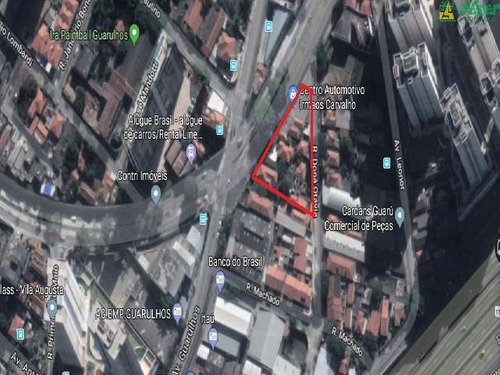 Venda Terreno Acima 1.000 M2 Até 5.000 M2 Vila Augusta Guarulhos R$ 5.000.000,00 - 32289v
