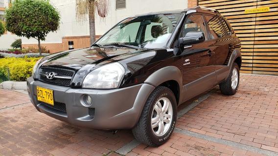 Hyundai Tucson Gls 4x4 Automática