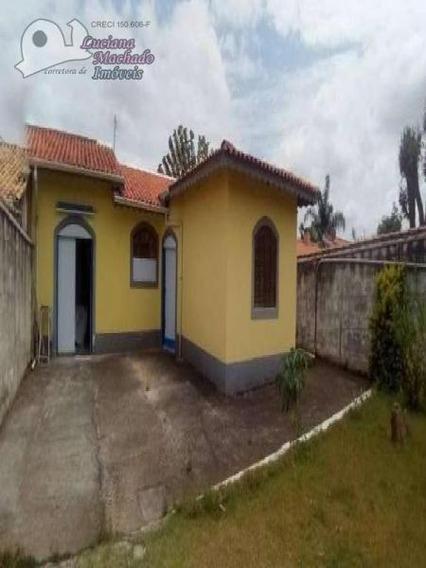 Casa Para Venda Em Atibaia, Jardim Dos Pinheiros, 2 Dormitórios, 1 Banheiro, 8 Vagas - Ca00736_2-1006718