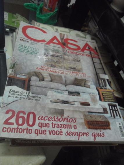 Revista Casa Decoração Agosto/2009