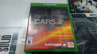 Project Cars Completo Para Xbox One,funcionando Perfectament