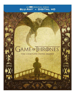 Blu Ray:game Of Thrones: S5 (hd/bd)