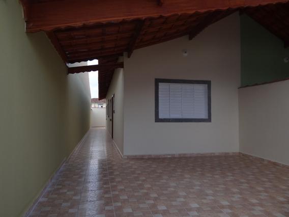 Casa 3 Dorms, A Poucos Metros Do Centro Em Mongaguá Ref7183w