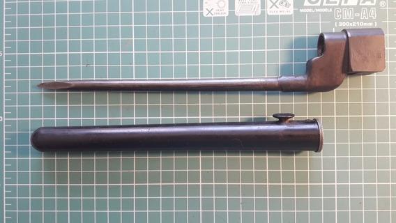 Bayoneta Lee Enfield Modelo N°4 Mk 2 Modelo Segunda Guerra