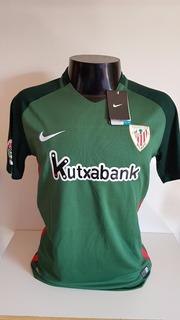 Camisa Atletico Bilbao Away 16-17 Susaeta 14 La Liga Imp