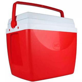 Caixa Térmica 34l Vermelha-mor-25108162
