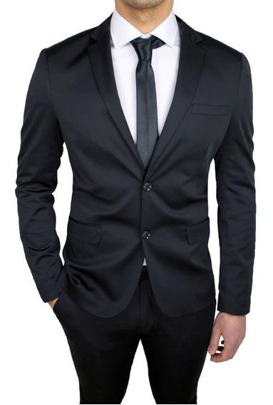 Kit Social Microfibra - Calça+paleto+gravata+camisa+colete