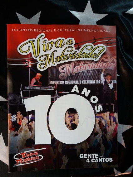 Revista Viva A Maturidade 10 Anos
