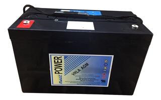 Bateria Usada Gel 100ah Som Automotivo Estacionária Nobreak