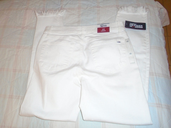 Pantalon Tommy Talla 10 Original Eeuu Vestido Mono