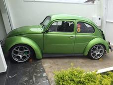 Volkswagen Fusca Motor Ap 2.0 Suspensão Ar Freio Disco Nas 4