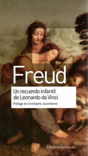Libro: Un Recuerdo Infantil De Leonardo Da Vinci ( Freud)