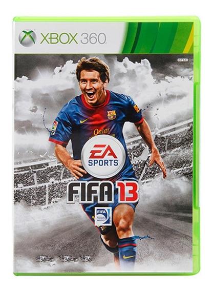 Fifa 13 - Xbox 360 - Original - Usado