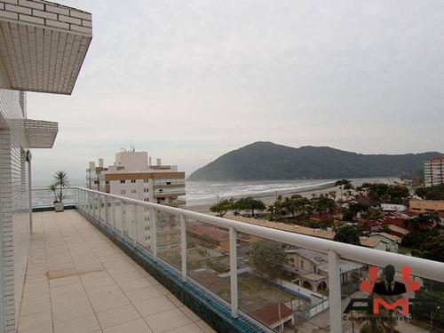 Imagem 1 de 30 de Cobertura Com 3 Dormitórios À Venda, 200 M² Por R$ 1.550.000,00 - Centro - Bertioga/sp - Co0322