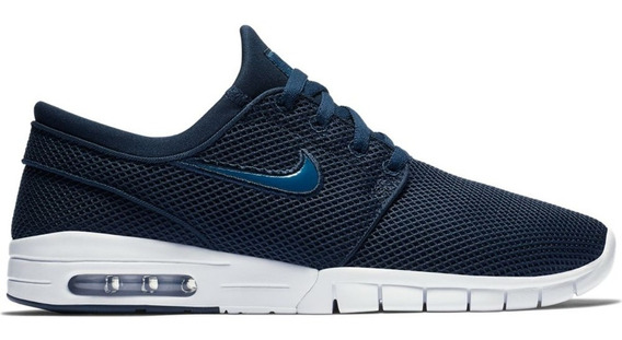 Zapatilla Nike Sb Janoski Max Azul Cod. 631303-406