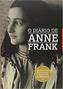 O Diario De Anne Frank Livro Novo