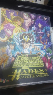 Coleccionador Caballeros Del Zodiaco Imagic