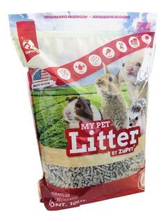 Mypet Litter Pellet De Papel 10 L - Envíos A Todo Chile