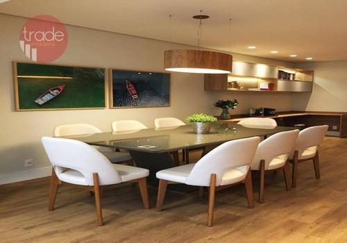 Imagem 1 de 30 de Apartamento Com 3 Dormitórios À Venda, 120 M² Por R$ 670.000,00 - Bosque Das Juritis - Ribeirão Preto/sp - Ap6955