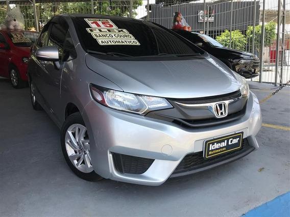 Honda Fit 1.5 Lx Flex 4p Automático 2015
