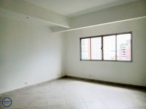 Apartamento Com 1 Dorm, Ponta Da Praia, Santos - R$ 325 Mil, Cod: 18514 - V18514