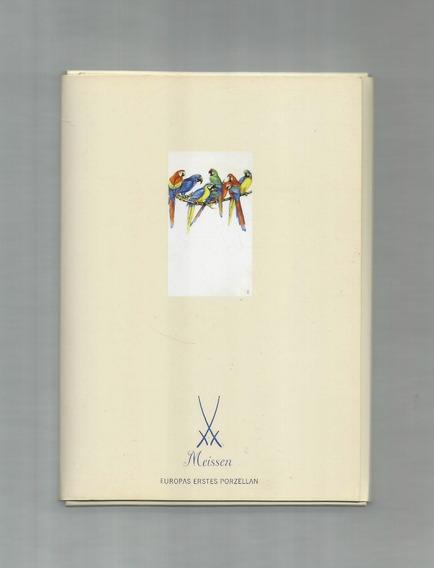 Porcelana Meissen 33 Tarjetas Postales Wall Pictures Museum