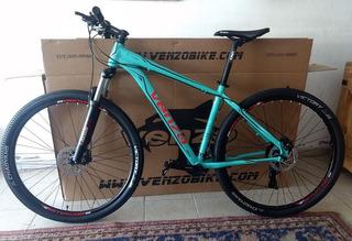 Bicicleta Venzo Eolo Rod 29 Freno Disco-m Mountain Bike M