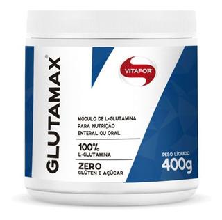 Glutamax Glutamina - 400g - Vitafor