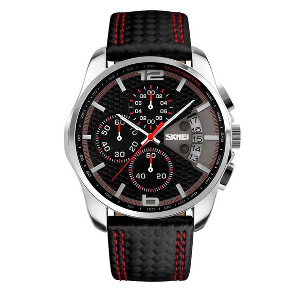 Relógio Skmei 9106 Cronógrafo Funcional Esportivo Original