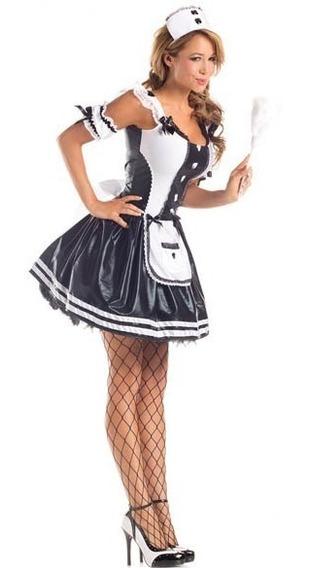 Disfraz De Maid Sexy