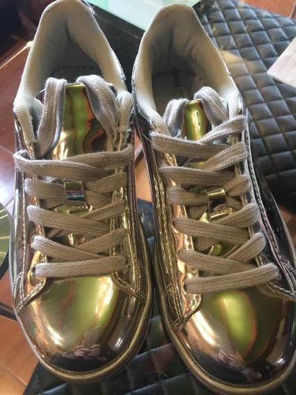 Zapatillas Importadas Usa. 37 Espejo 15 Años